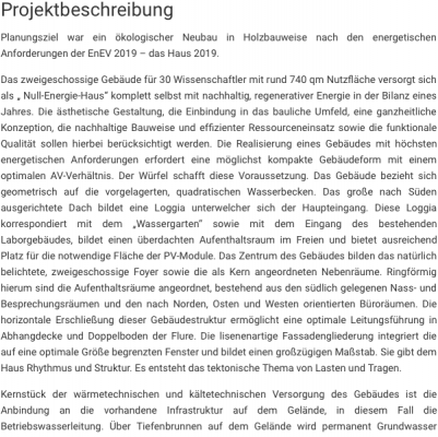 Projekdaten-Galleriebild