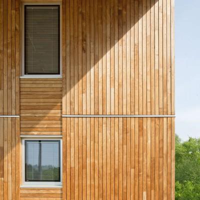 Neubau eines Nullenergie Holzhauses für das Umweltbundesamt